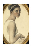 Ideal Head Giclee Print by Anthony Frederick Augustus Sandys