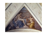 Story of Psyche, Fresco Giclee Print by Andrea Appiani