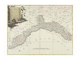 Republic of Genoa Giclee Print by Antonio Zatta