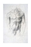 Male Nude Giclee Print by Alphonse Legros
