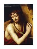 Christ Carrying Cross Giclee Print by Bernardino Luini