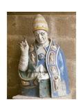 San Lino Giclee Print by Andrea Della Robbia