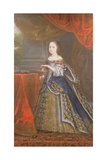 Minette, 5th Daughter of Charles I Giclee Print by Charles Beaubrun