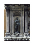 Adam, Bronze Sculpture Giclee Print by Antonio Rizzo