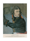 Bonaparte at Arcole Giclee Print by Baron Antoine Jean Gros