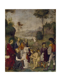 Valerian's Baptism, 1506 Giclee Print by Amico Aspertini