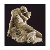 Death of Adonis Giclee Print by Antonio Canova