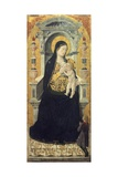 Madonna with Child Giclee Print by Antoniazzo Romano
