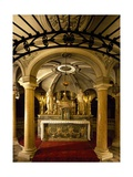 Crypt with Frescoes Giclee Print by Antonio Maria Viani