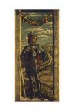 St George Giclee Print by Andrea Mantegna