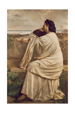 Iphigenia Giclee Print by Anselm Feuerbach