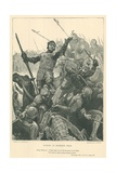 Illustration for King Richard III Gicleetryck av Hopkins, Arthur