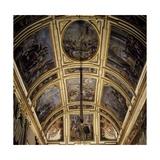 Vault Frescoes Giclee Print by Belisario Corenzio