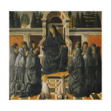 Saint Monica Giclee Print by Andrea del Verrocchio