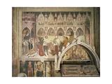 Adoration of Virgin Giclée-Druck von  Altichiero