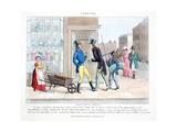 Vis a Vis Giclee Print by Daniel Thomas Egerton