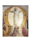 La Transfiguration Reproduction procédé giclée par Giovanni Da Fiesole