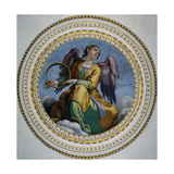 Allegory of Fertility Giclee Print by Domenico Cresti