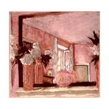 Still Life on a Mantelpiece Giclée-Druck von Edouard Vuillard