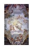 Autumn Myth, Fresco Giclee Print by Domenico Piola