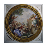 Allegory of Autumn Giclee Print by Carlo Maratti