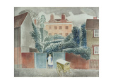 Baker's Cart Giclee Print by Eric Ravilious