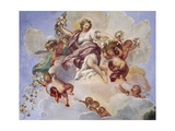 Allegory of Spring Giclee Print by Carlo Maratta
