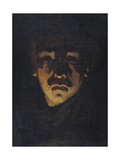 Self Portrait Giclee Print by Adolphe-felix Cals