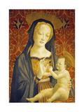 Wiesen-Madonna Giclée-Druck von Domenico Veneziano