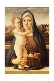 Madonna and Child Giclee Print by Bartolomeo Montagna