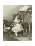 Lady Elizabeth Jane Somerville Giclee Print by Daniel Maclise