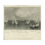 Bombardment of Port Royal, S.C., C. 1861 Giclee Print by Charles Parsons