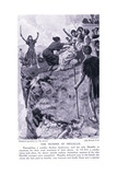 The Murder of Megallis 135 BC Giclee Print by Ernest Prater