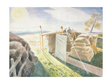 Observer's Post, C.1940-42 Giclee Print by Eric Ravilious