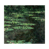 Waterlilies, 1904 Giclee Print by Claude Monet