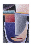 Big Head Giclee Print by Alexej Von Jawlensky