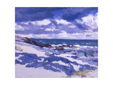 Iona, Above Mermaids Giclee Print by Francis Campbell Boileau Cadell