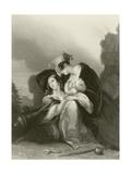 Poland Giclee Print by Edmund Thomas Parris