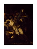 Deposition of Christ. Giclee Print by Andrea Vaccaro