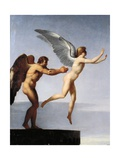 Daedalus and Icarus, 1799 Giclee Print by Charles Paul Landon