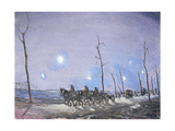 Verey Lights, 1918 Giclee Print by Christopher Richard Wynne Nevinson