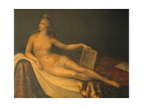 Venus with Mirror Giclee Print by Antonio Canova