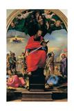 St Paul, 1516 Giclée-tryk af Domenico Beccafumi