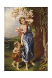 L'Allegro Giclee Print by Charles West Cope