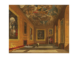 The Queen's Presence Chamber Giclee Print by Charles Wild