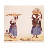 Brazilian Slaves, 1775 Giclee Print by Carlos Juliao