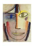 Head, 1920 Giclee Print by Alexej Von Jawlensky