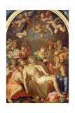 The Deposition, 1555 Giclee Print by Agnolo Bronzino