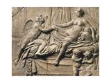 Danae of Correggio Giclee Print by Antonio Canova