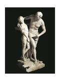 Daedalus and Icarus Giclee Print by Antonio Canova